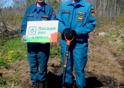 Вологодская область, весна-2018, PosadiLes.ru